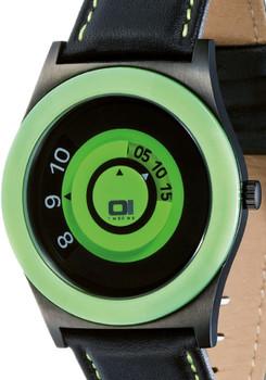 01 AN06G04 Mystery Dial -Green