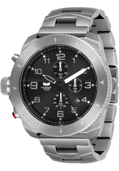 Vestal Restrictor Steel Chronograph