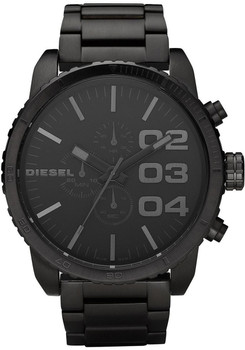 Diesel DZ4207 XXL ALL-BLACK Chronograph