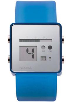 Nooka ZOO Aluminum Blue