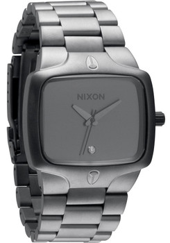 Nixon Player Matte Black/Matte Gunmetal