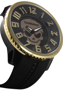 Tendence Skull -Black/Gold Ltd. Edition