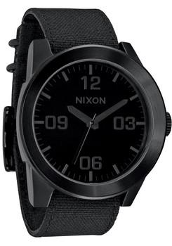 Nixon Corporal All Black