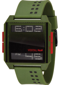 Vestal DIG014 Digichord Army Green Red