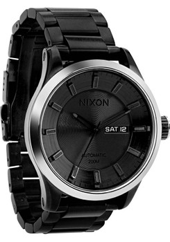 Nixon Auto Fking Matic II -All Black