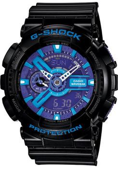 G-Shock Hypercolor Blue Purple Special Edition