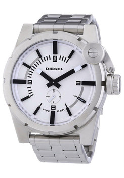 Diesel DZ4237 XL Bullseye Steel White