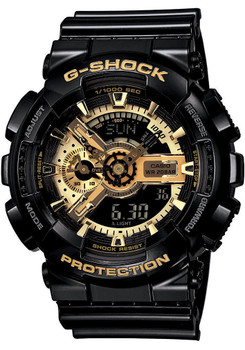 G-Shock Black & Gold Special Edition