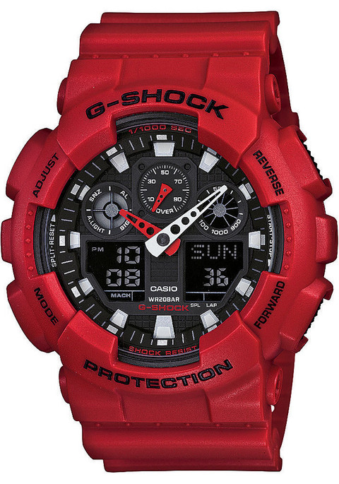 G-Shock Classic X-Large Red
