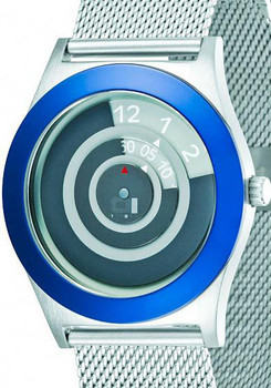 01 The One Mesh SS Blue Spinning Wheel
