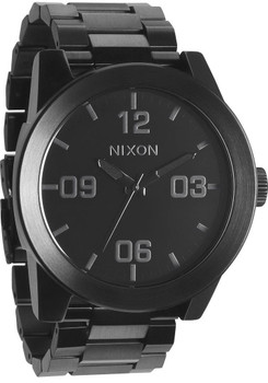 Nixon Corporal SS All Black