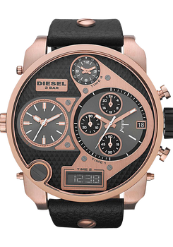 Diesel DZ7261 SBA Super Bad Ass Rose Gold/Black