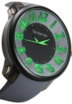 Tendence Fantasy 3H Black/Green