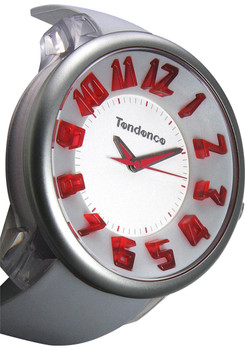 Tendence Fantasy Grey/Red