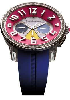 Tendence Crazy Stones Yellow/Blue