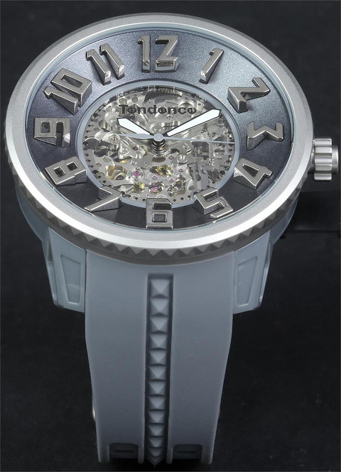 Tendence Stainless Steel Skeleton Automatic