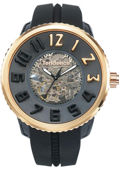 Tendence Gold Skeleton Automatic Mechanical