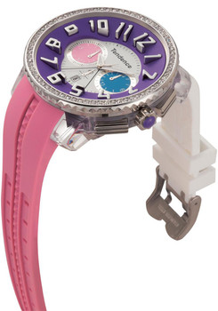 Tendence Crazy Stones White/Rose