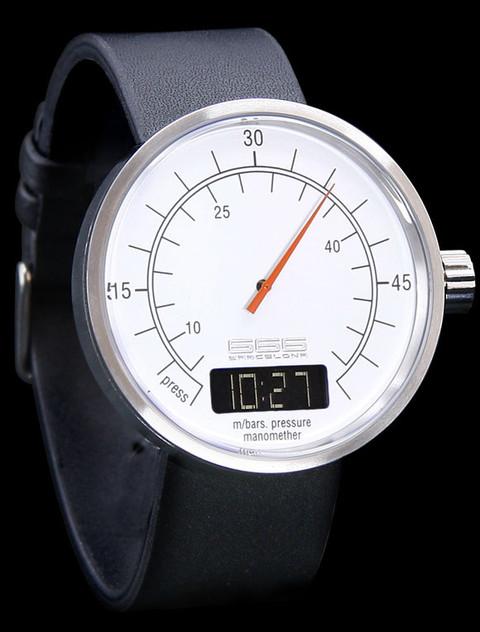 666 Under Pressure II -White