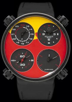 """Meccaniche Veloci """"Only One"""" Ferrari Quattro Valvole 4 Time Zone Automatic"""