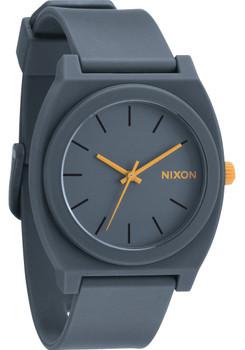 Nixon Time Teller P Steel Grey