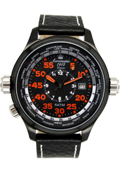 Aeromatic 323A GMT Worldtime