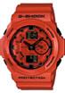 G-Shock Classic Metallic Orange Red
