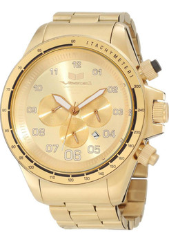 Vestal ZR3020 ZR3 All Gold Chronograph