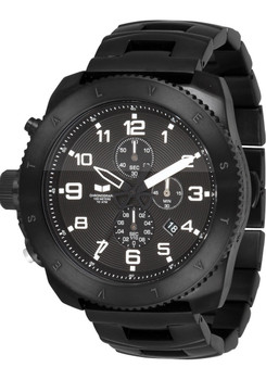 Vestal RES008 Restrictor Chronograph Black Lume