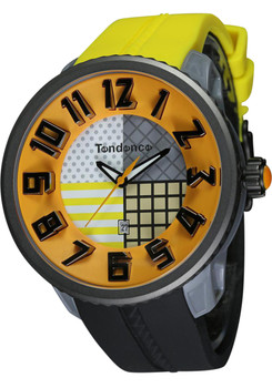 Tendence Crazy Multi Orange/Yellow/Black
