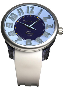 Tendence Fantasy Blue/White