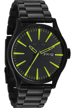 Nixon Sentry SS All Black Lum