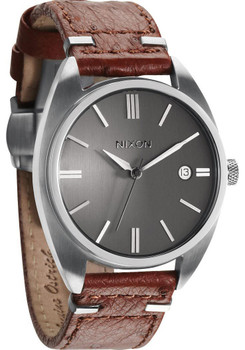 Nixon Supremacy Swiss Automatic Elite Brown