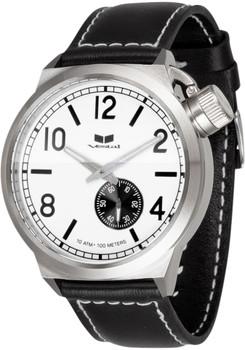 Vestal Canteen CTN3L03 Black/White