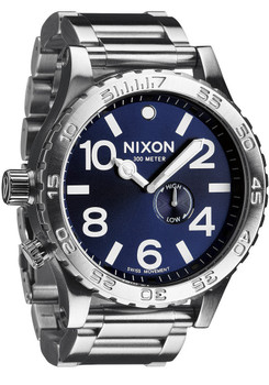Nixon 51-30 Tide Blue Sunray