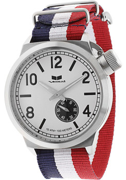 Vestal CAN3N01 Canteen ZULU Red/White/Blue