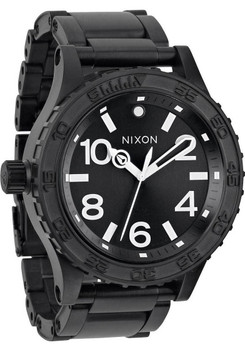 Nixon 51-30 TI Titanium All Black