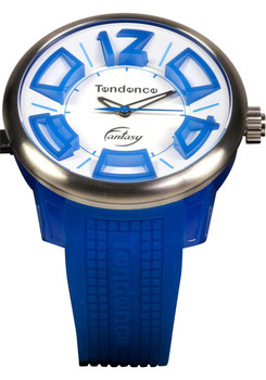 Tendence Fantasy Fluo White/Blue 50mm