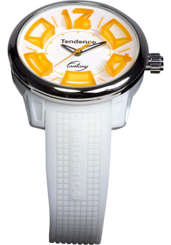 Tendence Fantasy Fluo Medium White 41mm