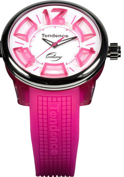 Tendence Fantasy Fluo Medium Pink 41mm