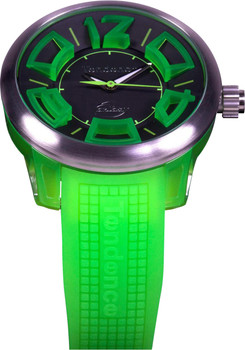 Tendence Fantasy Fluo Medium Black/Green 41mm