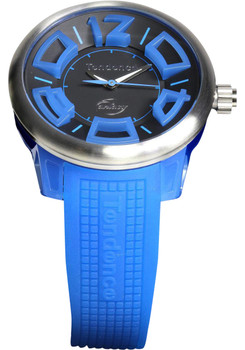 Tendence Fantasy Fluo Medium Black/Blue 41mm