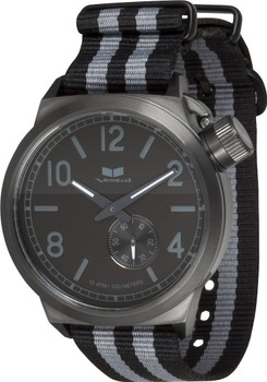 Vestal CAN3N02 Canteen ZULU Black/Grey