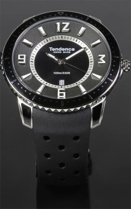 Tendence Slim Sport Swiss Made -Black