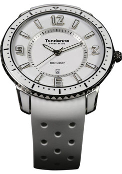 Tendence Slim Sport Swiss Made -White