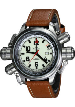 Aeromatic Cannon Worldtime 326A Luminous