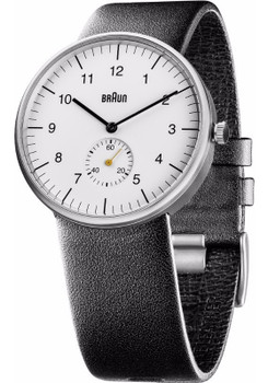 Braun BN0024 White Subsecond