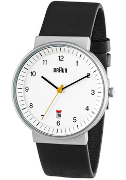 Braun BN0032 White Date Leather