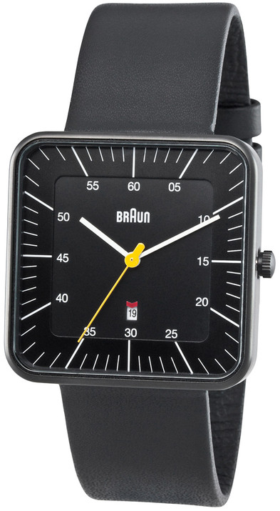 Braun BN0042 Black Date Leather