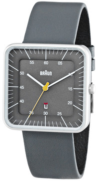 Braun BN0042 Grey Date Leather